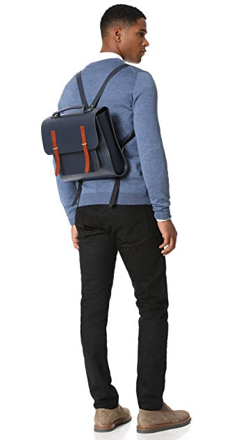Cambridge Satchel Bridge Closure Backpack