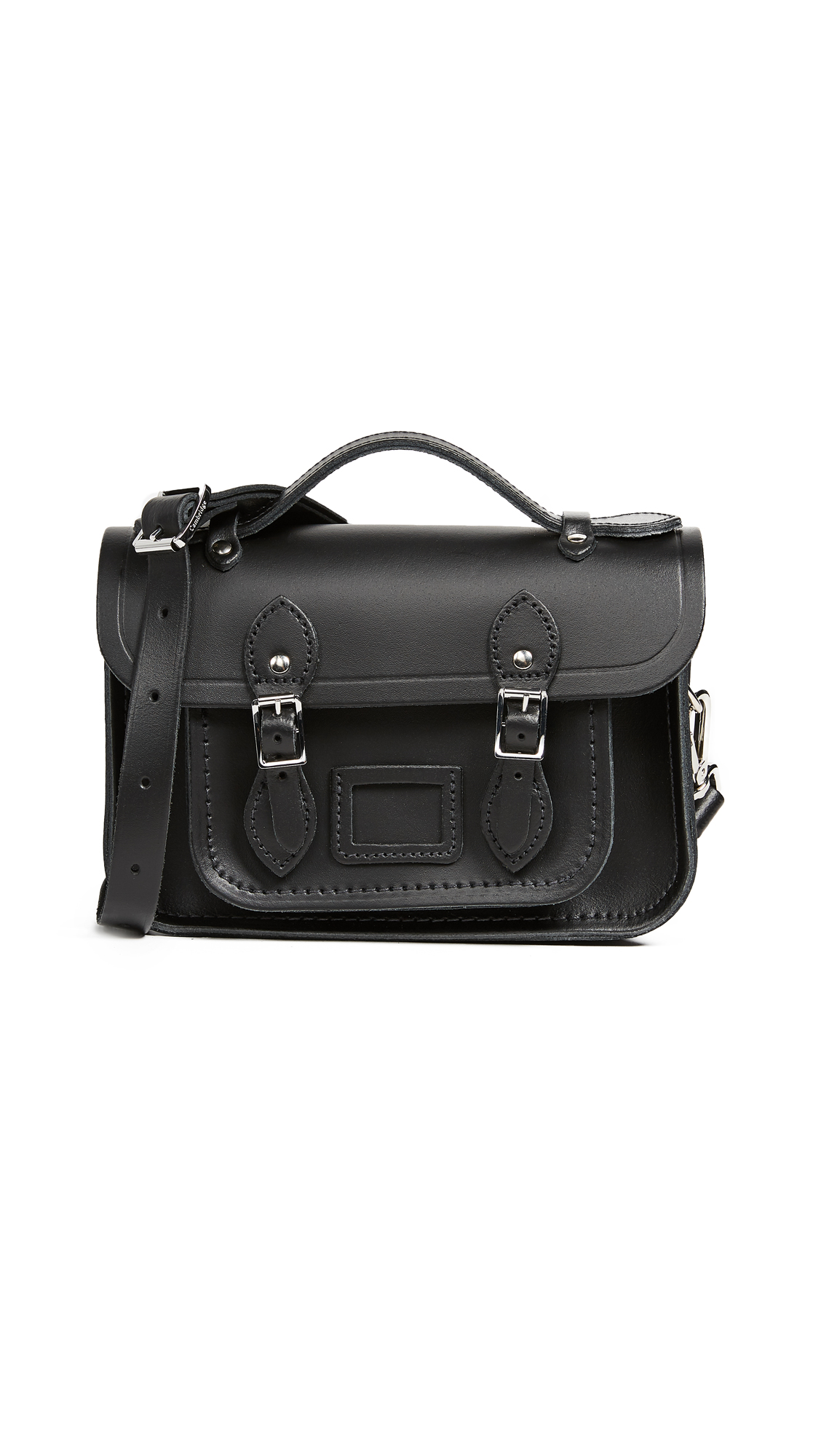 Cambridge Satchel Mini Satchel - Black