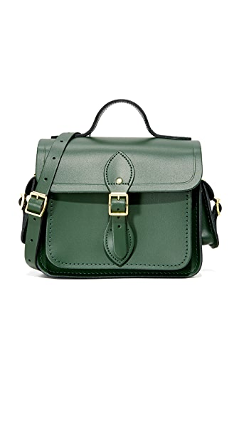 Cambridge Satchel Traveler Bag - Green