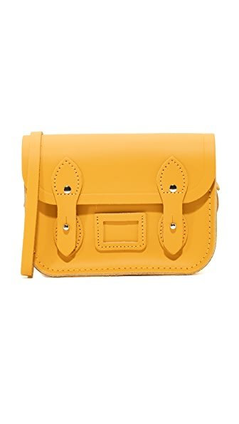 Cambridge Satchel Tiny Satchel - Mustard