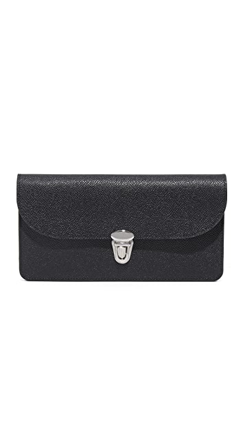 Cambridge Satchel Push Lock Purse