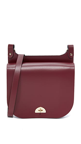 Cambridge Satchel Conductor Bag - Oxblood