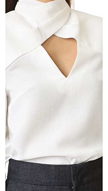 C/Meo Collective Haunting Feeling Top