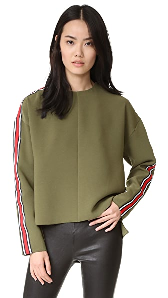 C/Meo Collective A Better Tomorrow Top - Khaki