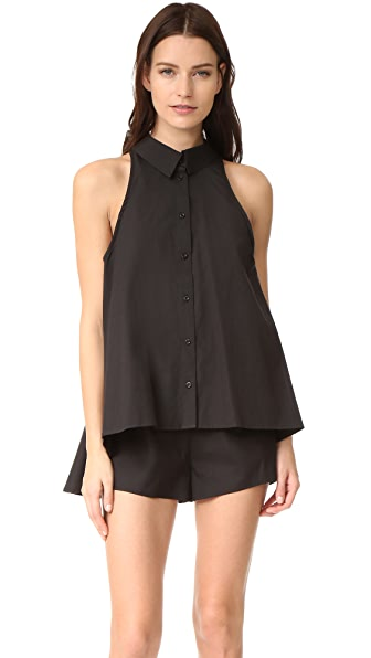 C/Meo Collective String Along Romper