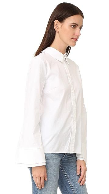 C/Meo Collective String Along Shirt