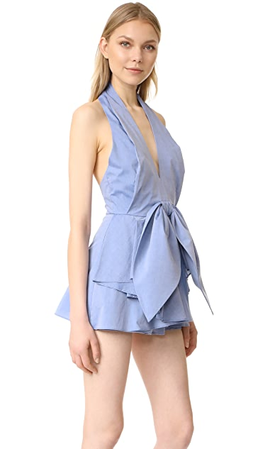 C/Meo Collective Conquer Shirting Romper
