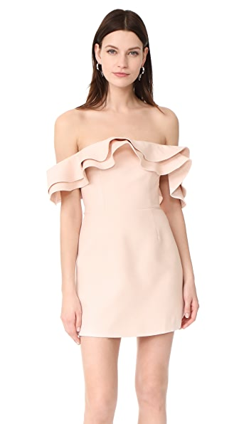 C/Meo Collective First Impression Mini Dress