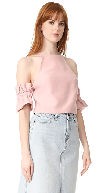 C/Meo Collective Double Take Top