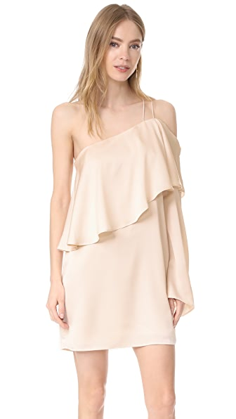 C/Meo Collective Nothing Even Matters Mini Dress