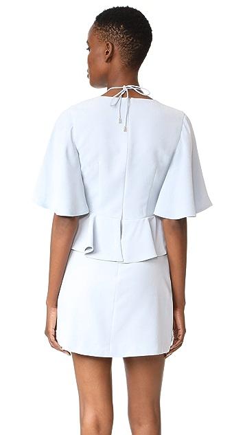 C/Meo Collective Lose Control Mini Dress