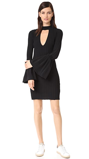 C/Meo Collective Mind Reader Knit Dress