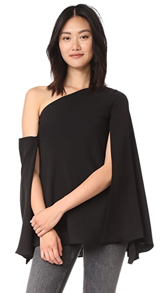 C/Meo Collective Beyond Me Top In Black