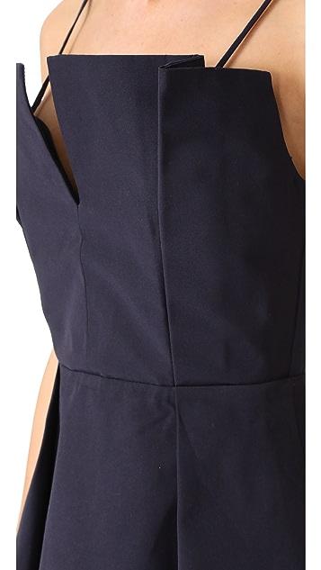 C/Meo Collective Conduit Mini Dress