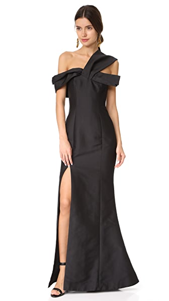 C/Meo Collective Need You Full Length Dress - Black