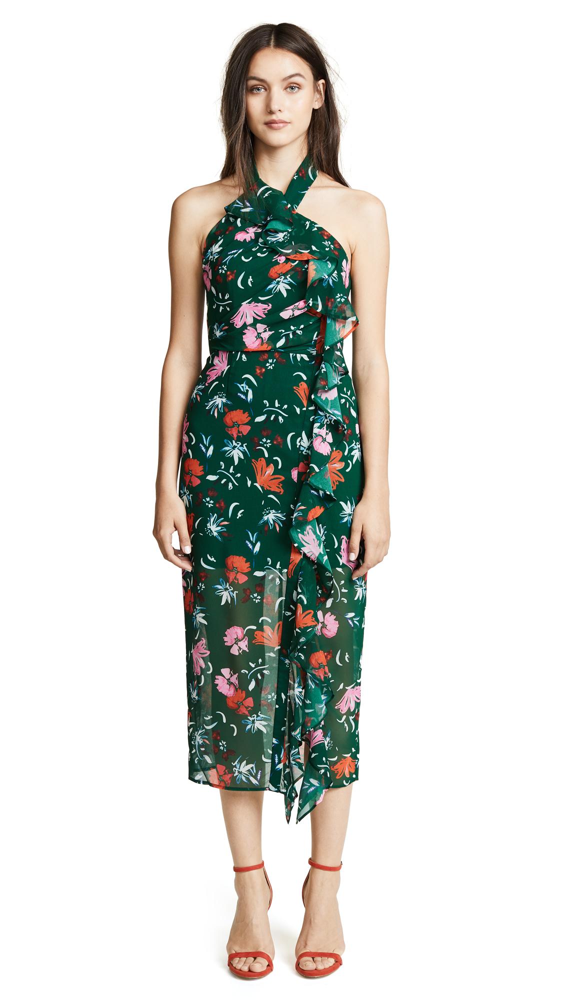 C/Meo Collective Elude Midi Dress