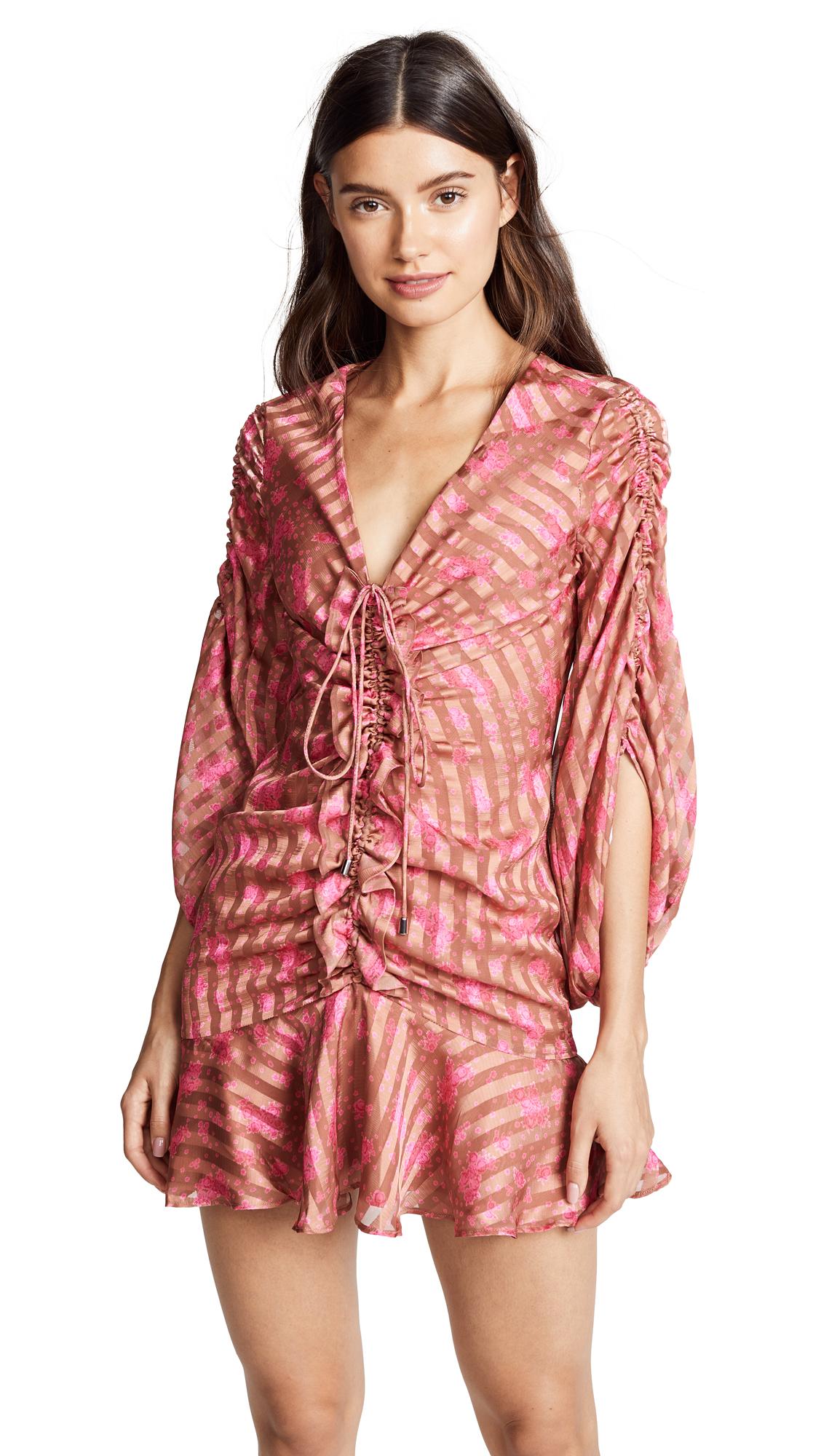 C/Meo Collective Significant Mini Dress