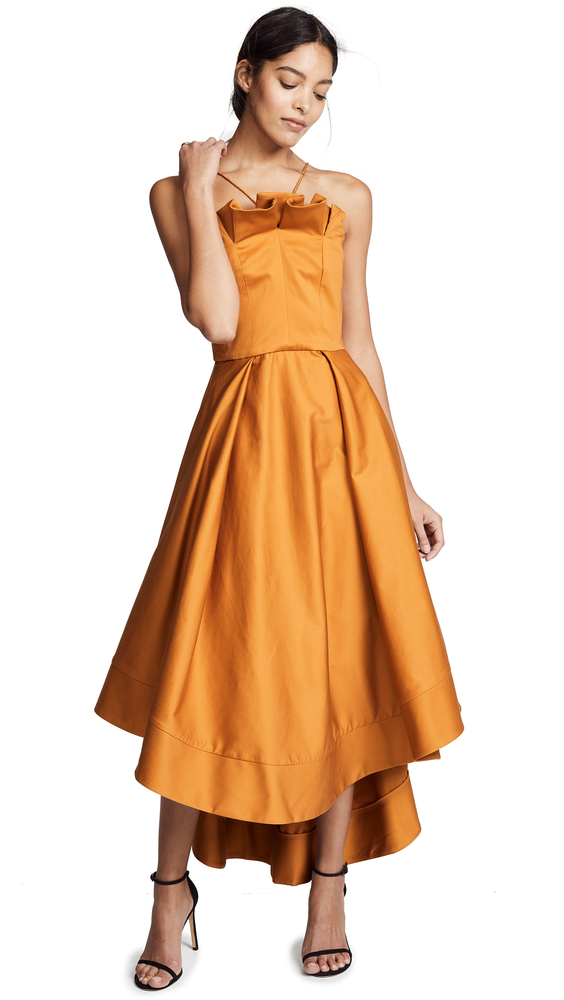 C/Meo Collective Only With You Gown - Marigold