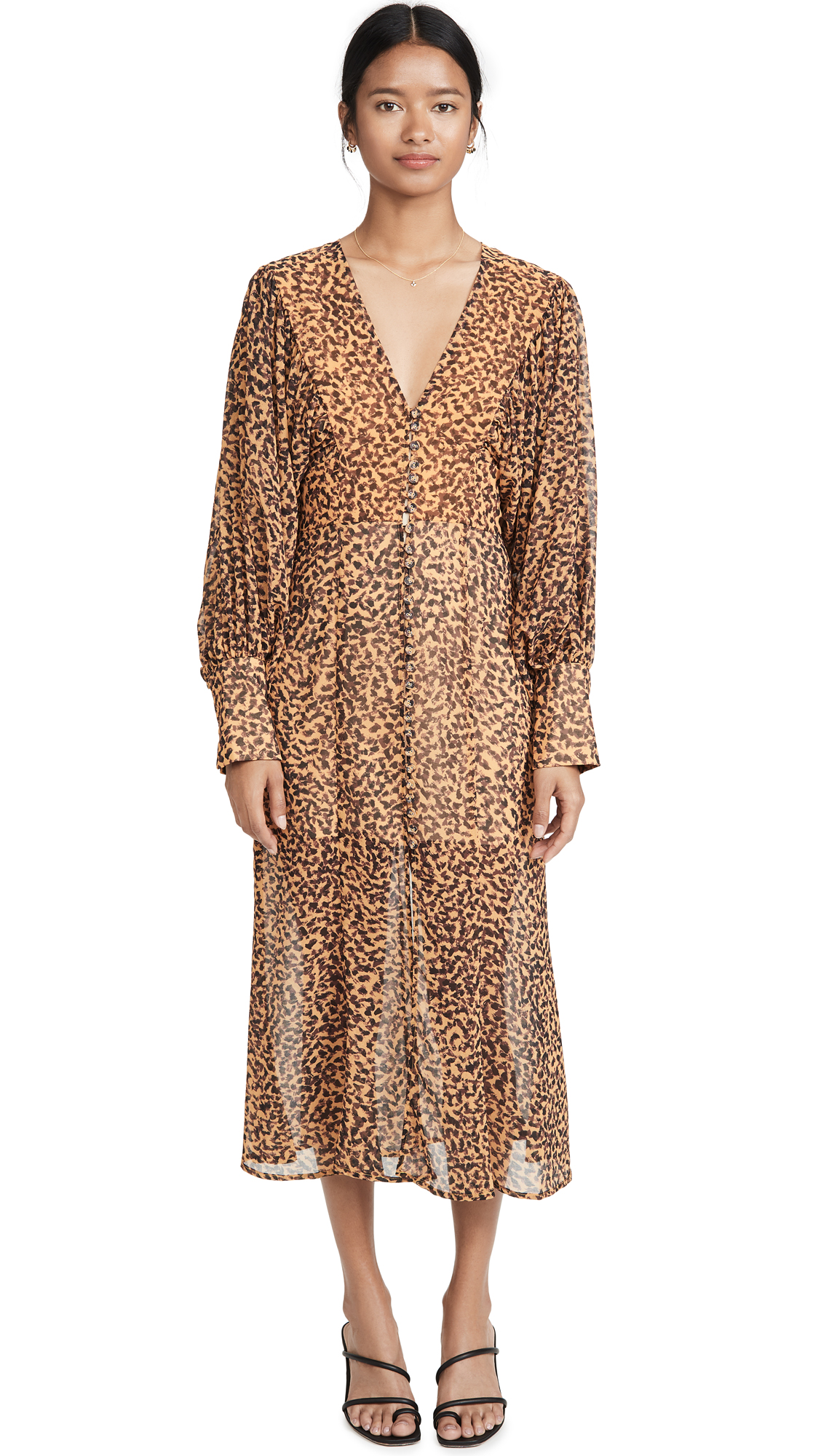 Buy C/Meo Collective online - photo of C/Meo Collective Apparent Long Sleeve Dress