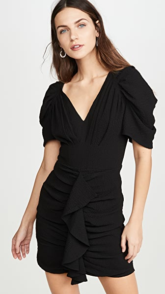 C/meo Collective SOAKED SHORT SLEEVE DRESS