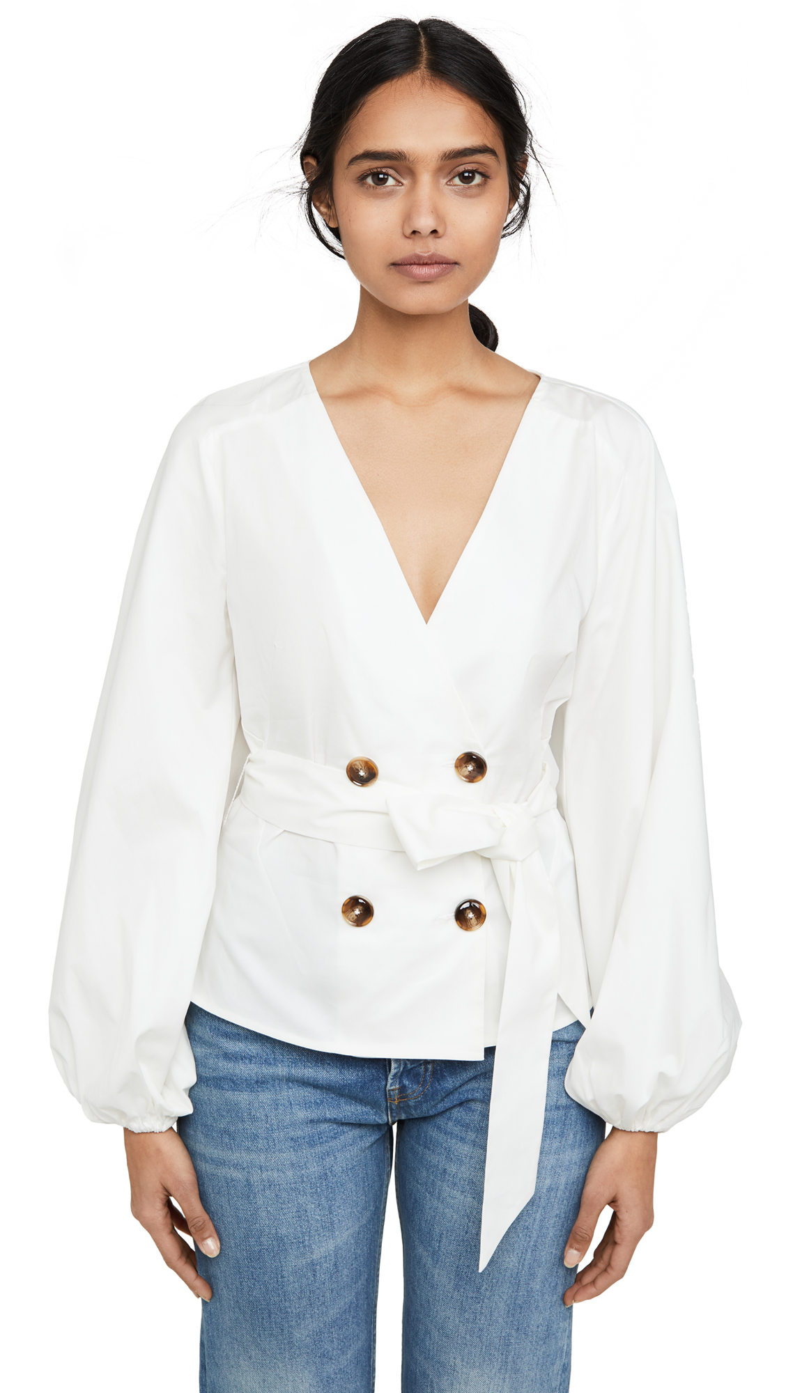 Buy C/Meo Collective online - photo of C/Meo Collective Avidity Top