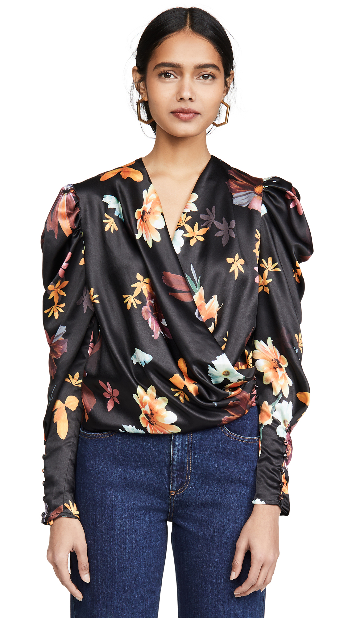 Buy C/Meo Collective online - photo of C/Meo Collective Obsessions Top