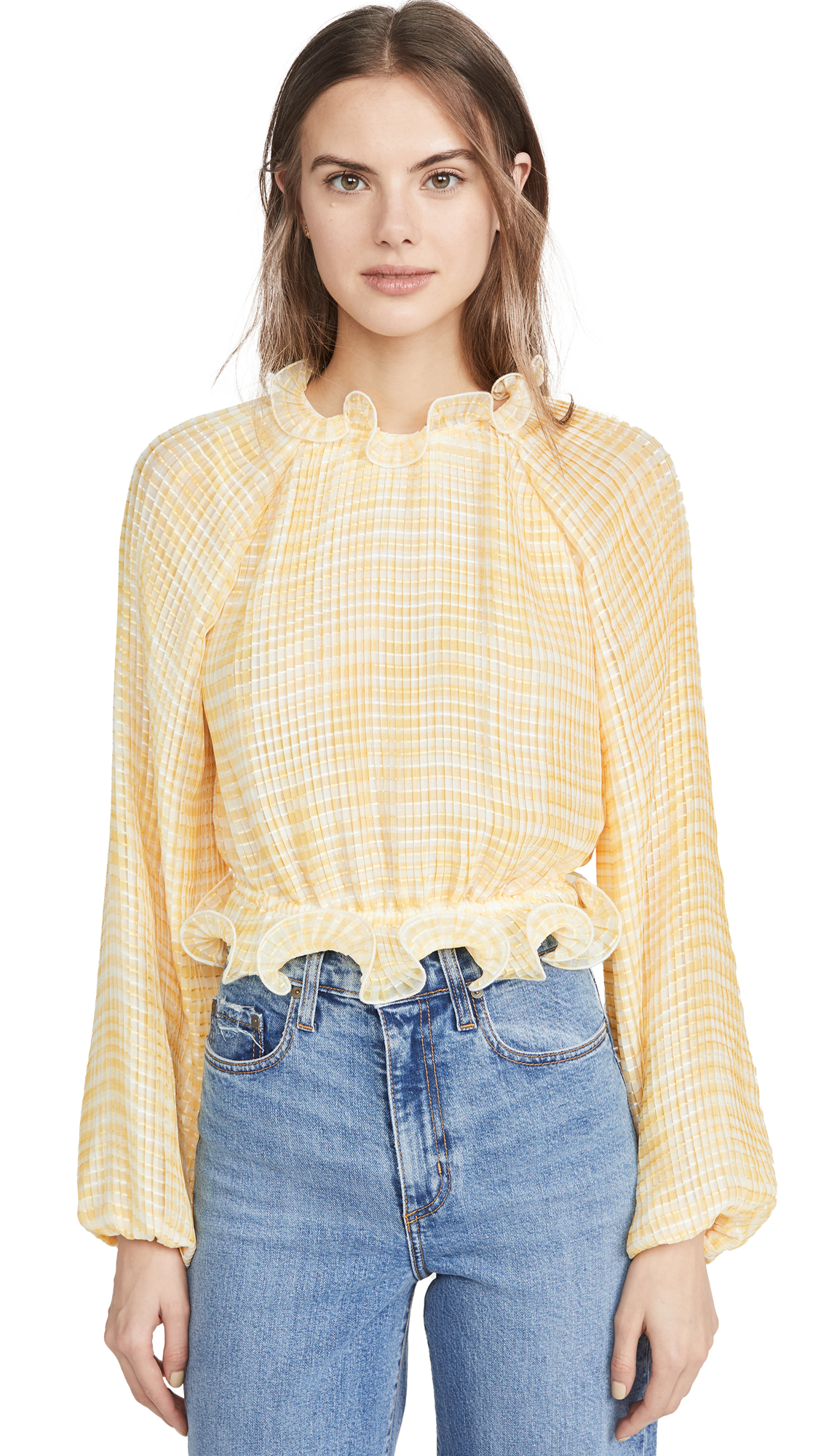 Buy C/Meo Collective online - photo of C/Meo Collective Stealing Sunshine Top