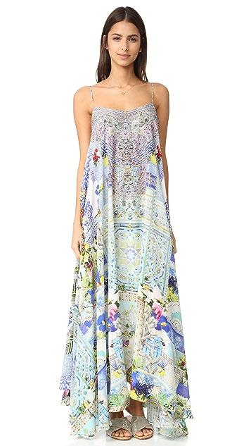 Camilla Full Hem Long Dress