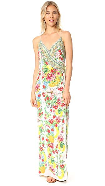 Camilla There's No Place Like Rio Wrap Dress