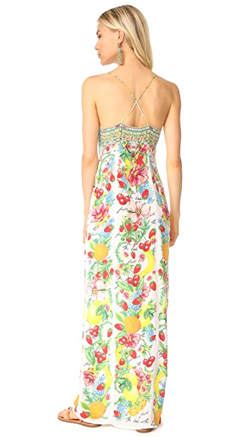 Camilla There's No Place Like Rio Wrap Dress