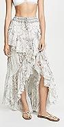 Camilla 水晶城堡半身长裙