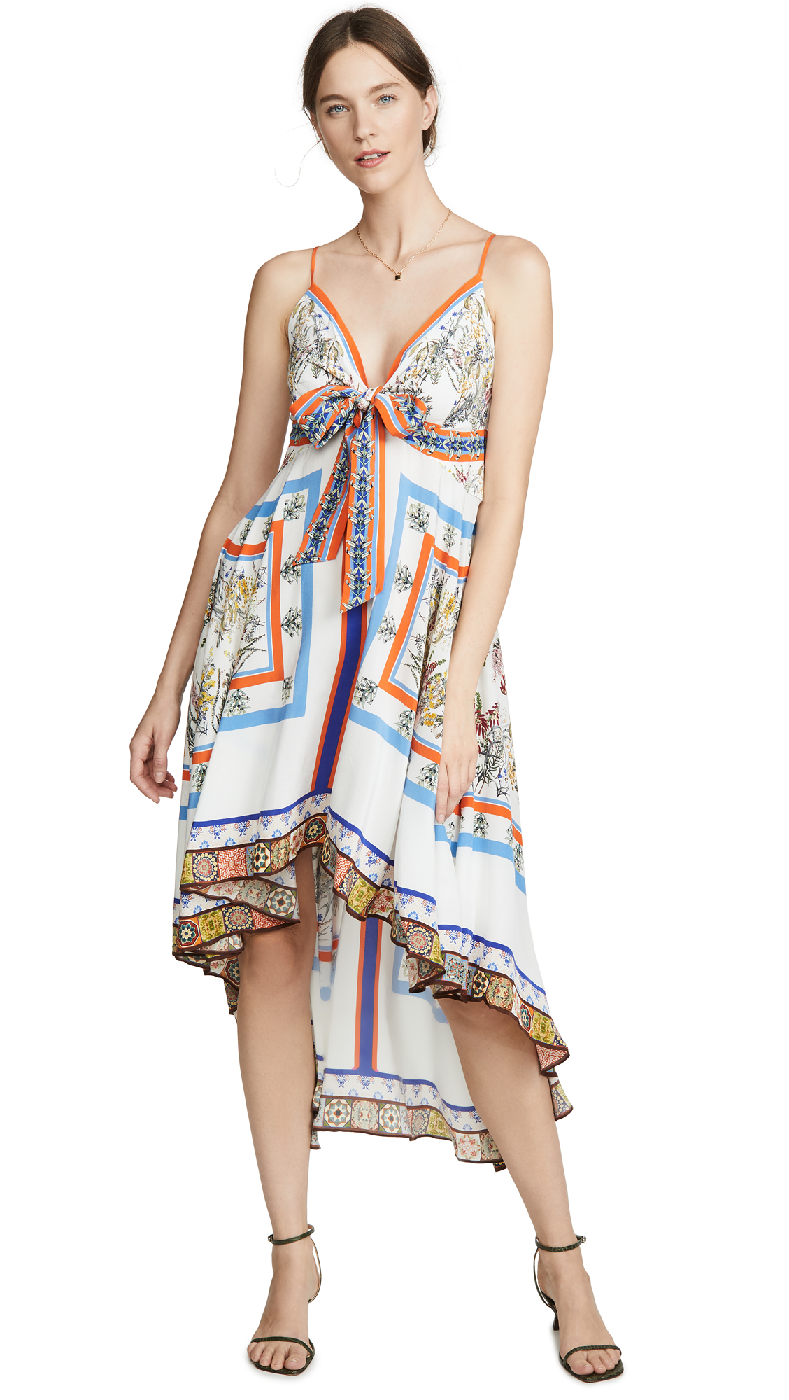 Buy Camilla online - photo of Camilla Tie Detail High Low Dress