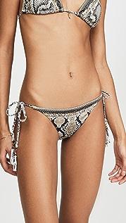 Camilla Плавки бикини с завязками по бокам