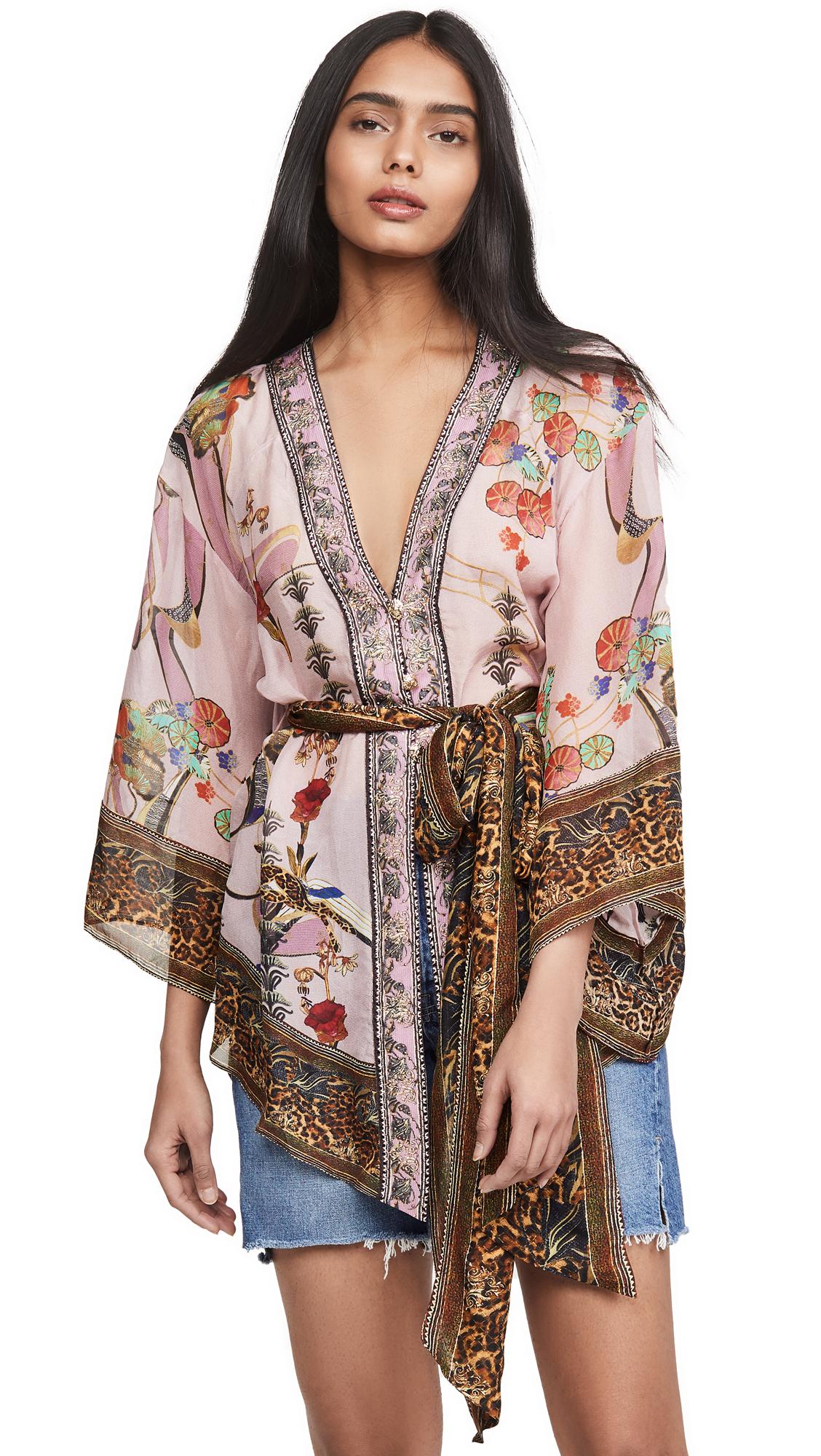Buy Camilla Kimono with Shoulder Inserts online beautiful Camilla Jackets, Coats, Coats