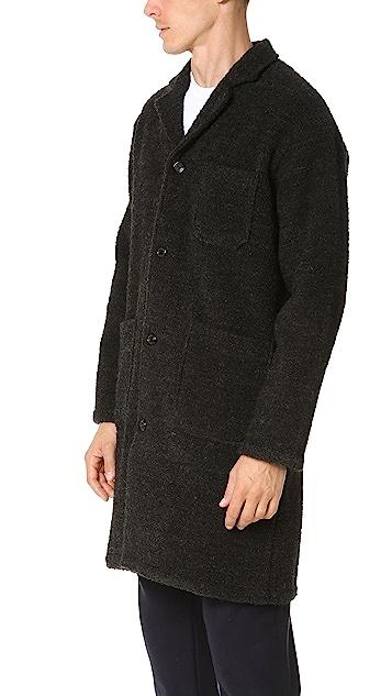 CAMO Ribot Heavy Boucle Wool Coat