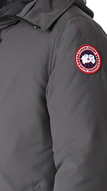 Canada Goose Chateau Parka with Fur
