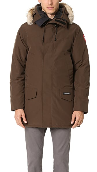 Canada Goose Langford Parka - Grizzly Brown