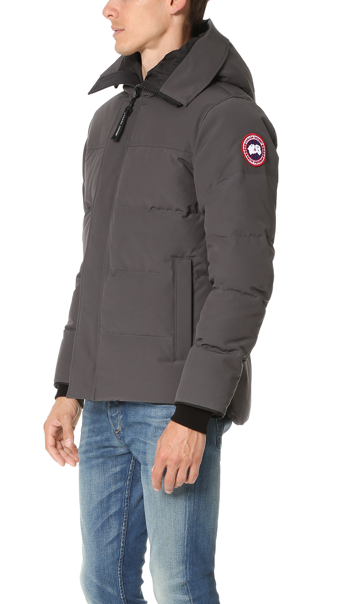 Canada Goose Macmillan Parka | EAST DANE | Use Code: STOCKUP18 for Up to 25% Off