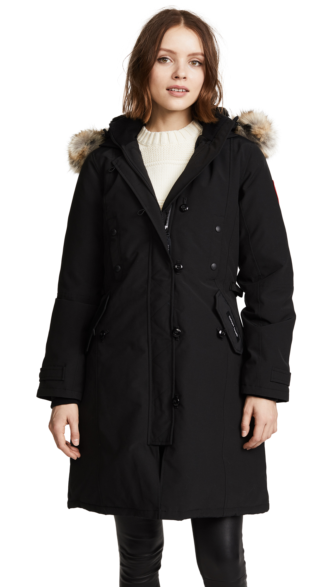 Canada Goose Kensington Parka - Black