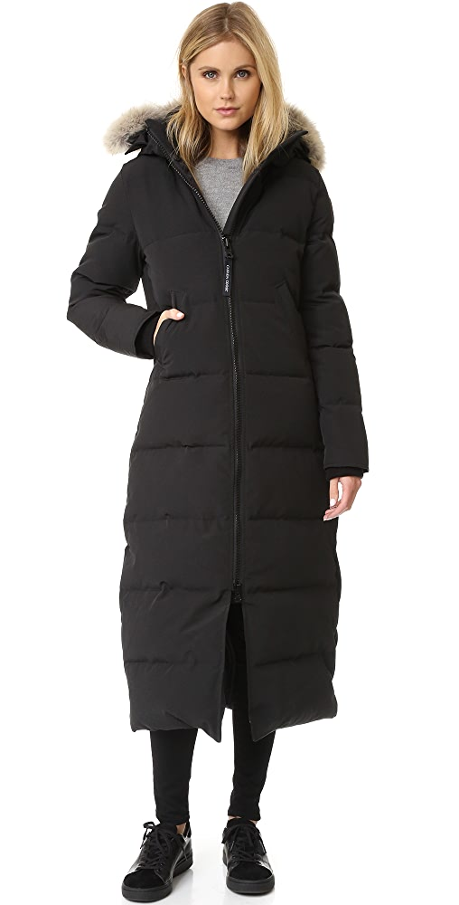 Canada Goose coats sale price - Where to Buy Canada Goose Mystique Parka Detail Review