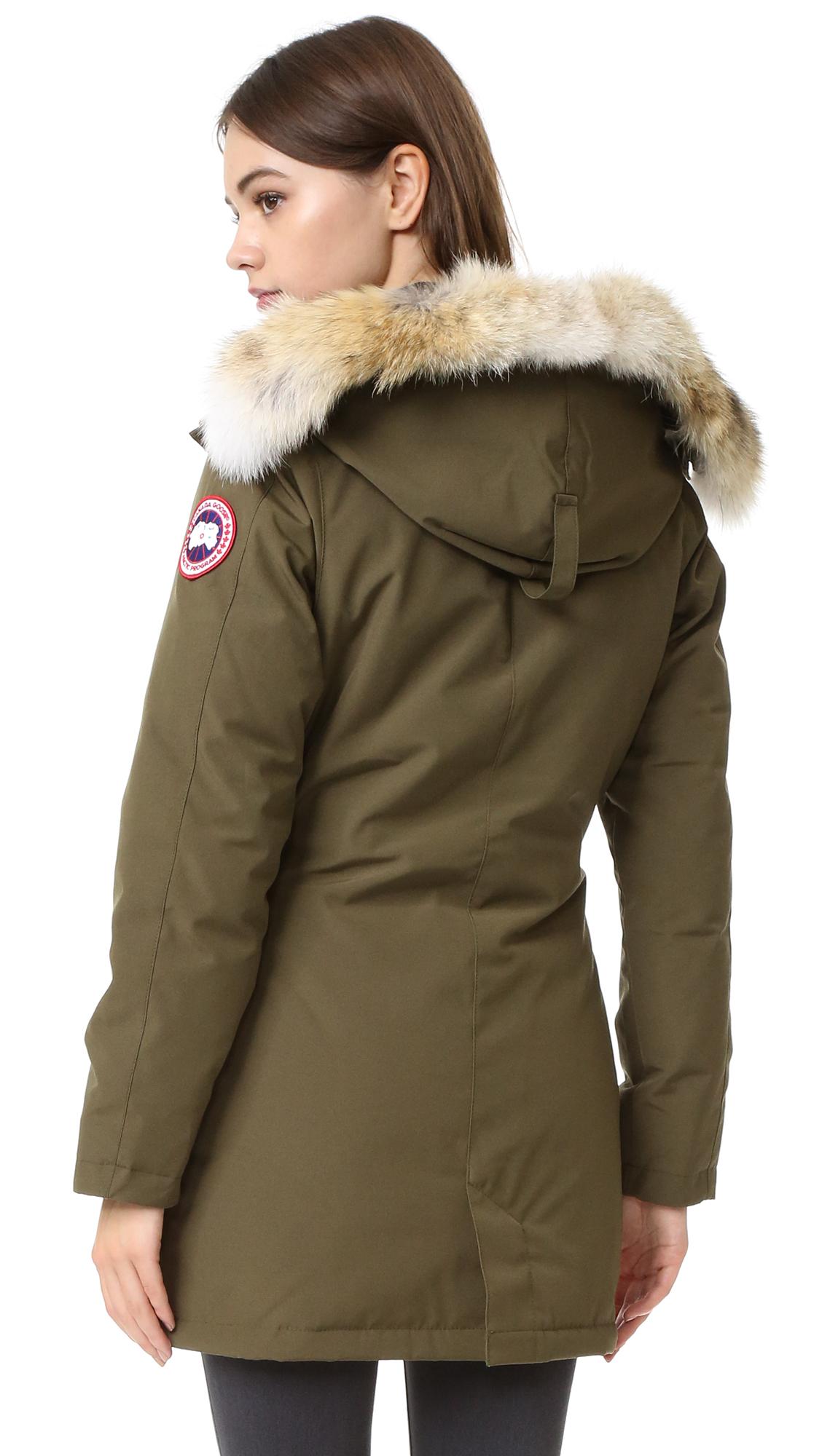 shopbop canada goose