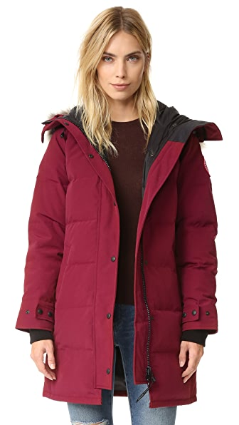 Canada Goose Shelburne Parka - Niagara Grape