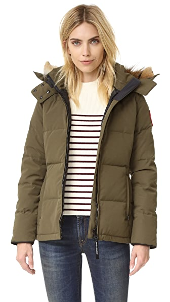 Canada Goose Chelsea Parka - Military Green