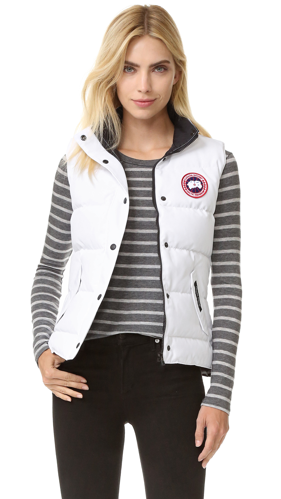 Canada Goose Freestyle Vest - White