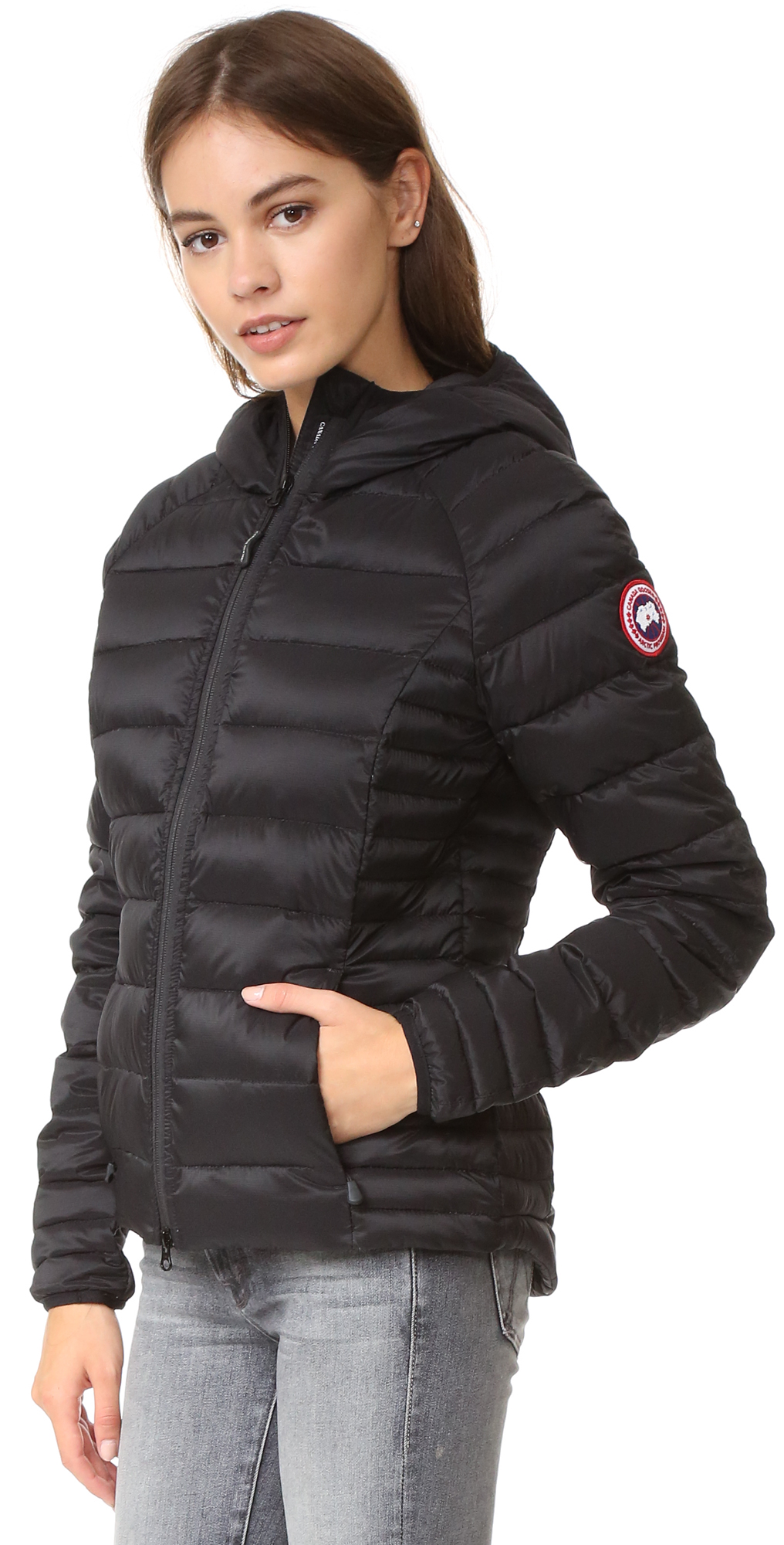 94829e84c Canada Goose Brookvale Hooded Jacket | SHOPBOP