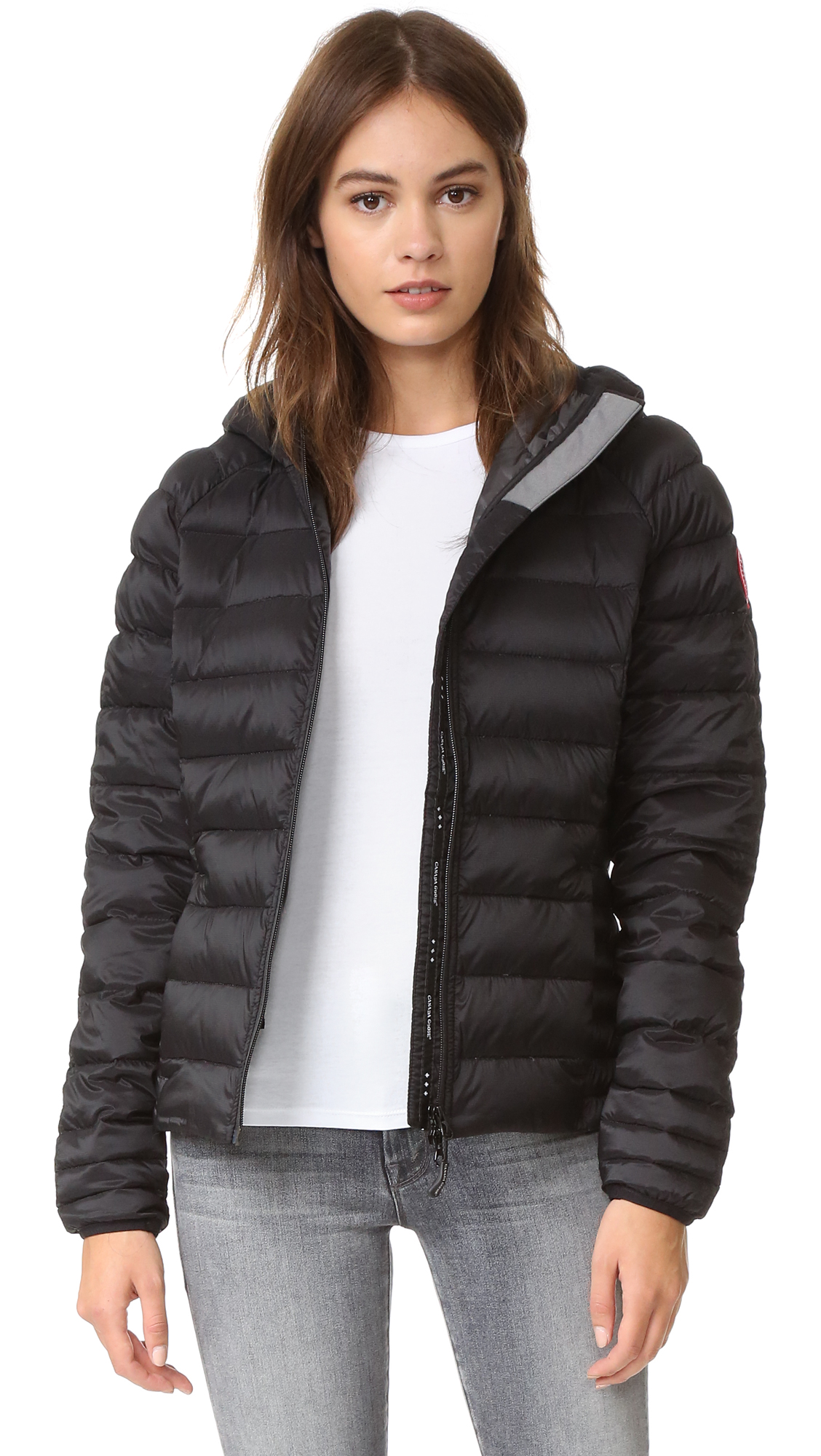 canada goose brookvale hooded jacket shopbop