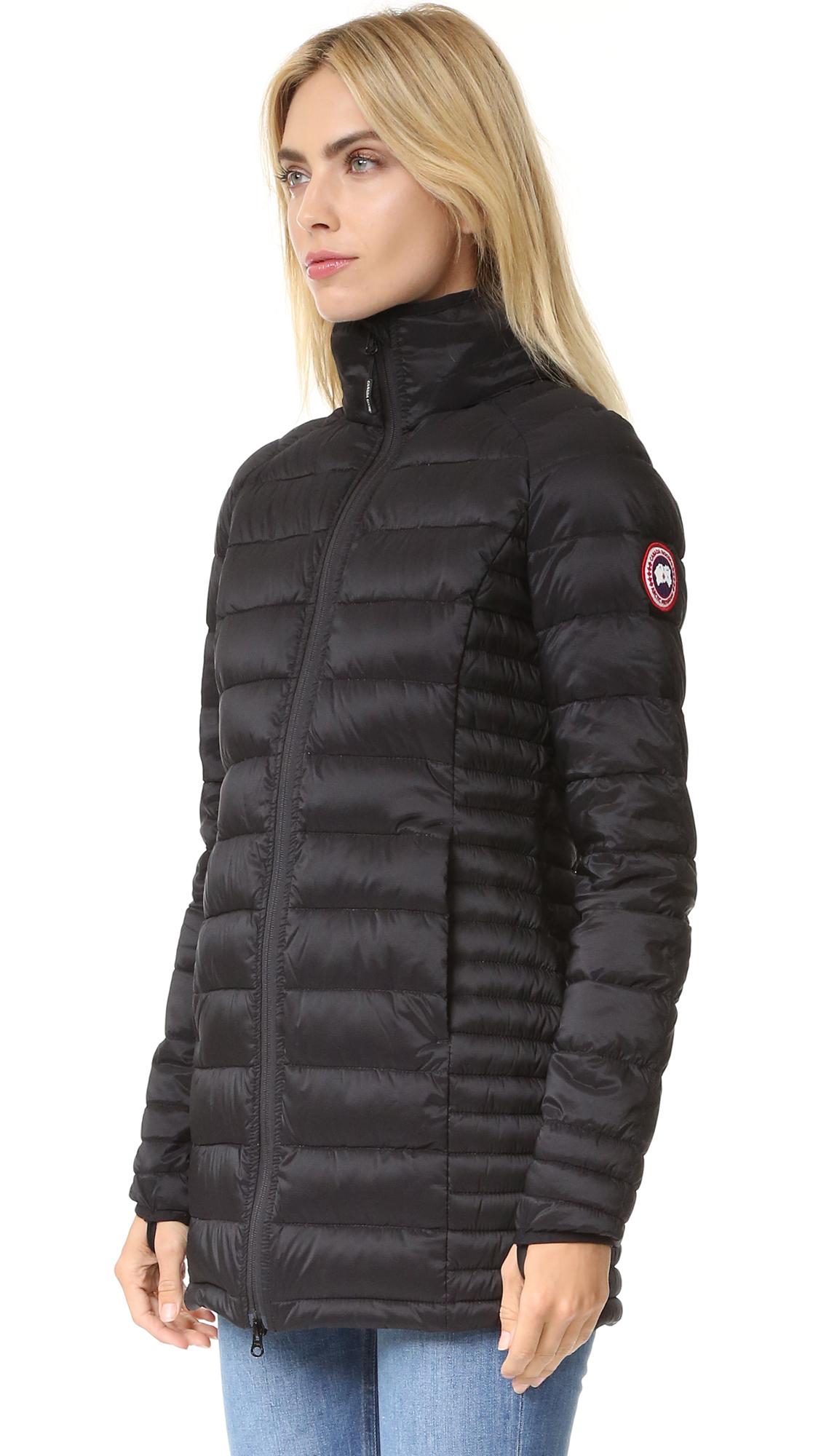 canada goose womens brookvale coat