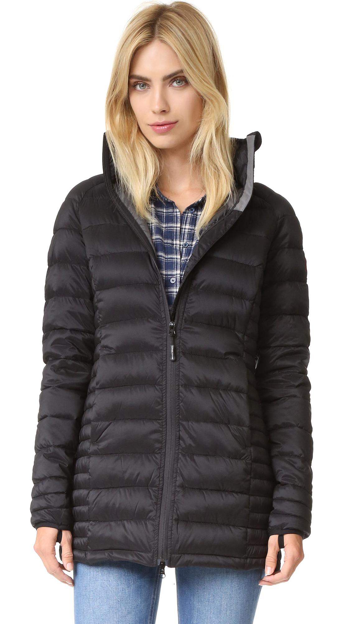 Canada Goose Brookvale Coat - Black