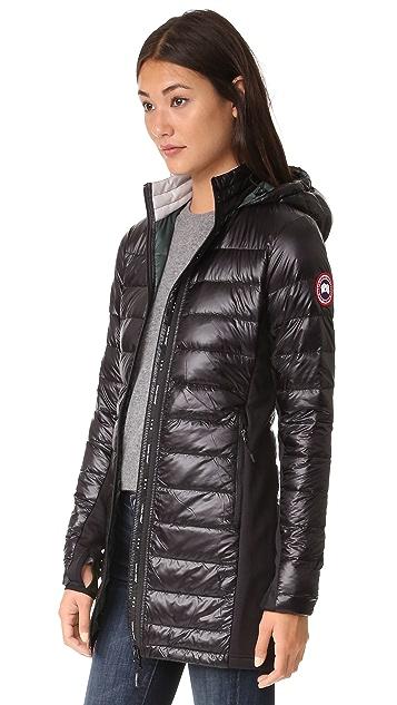 Canada Goose Hybridge Lite Long Coat