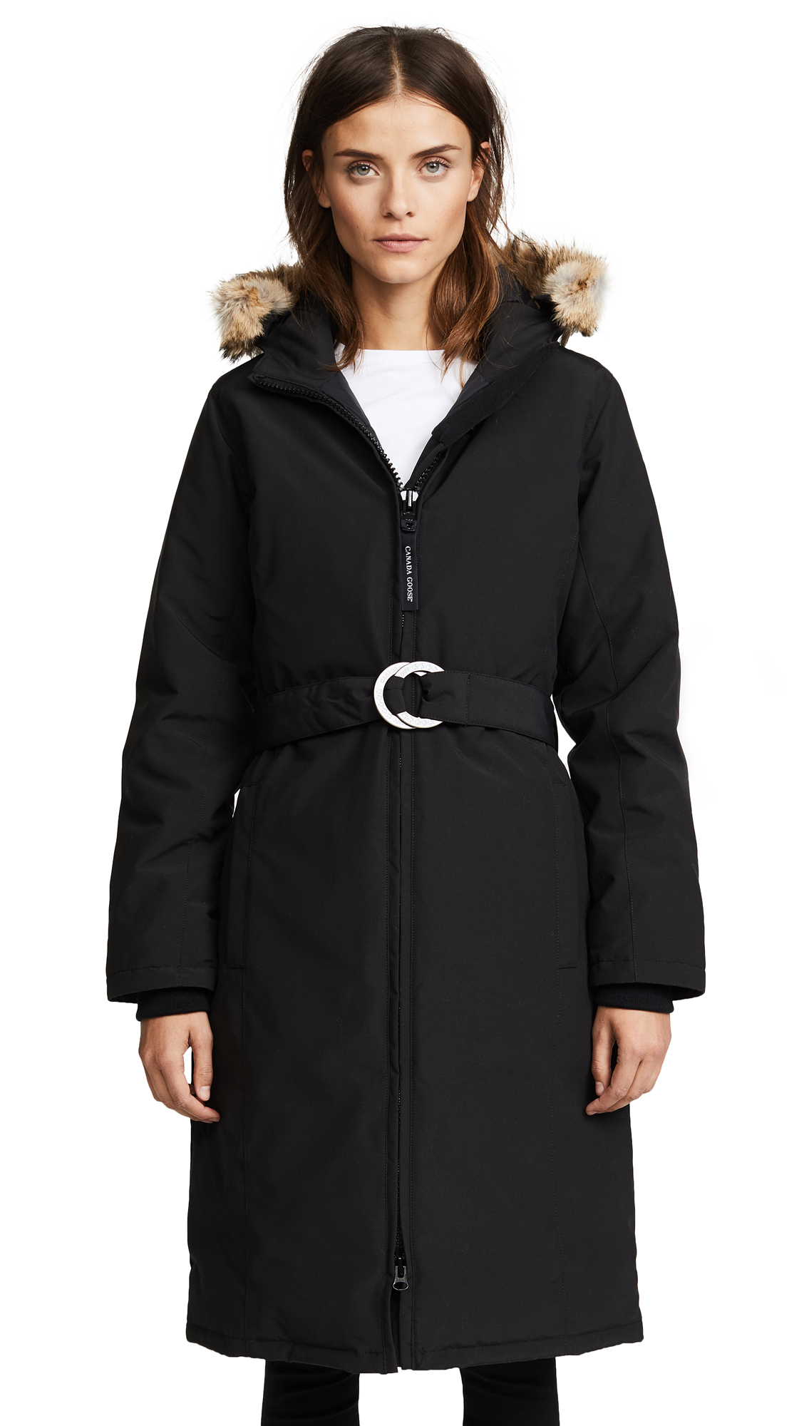Canada Goose Whistler Parka - Black